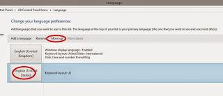 how to correct keyboard error on windows