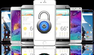 unlock smartphones